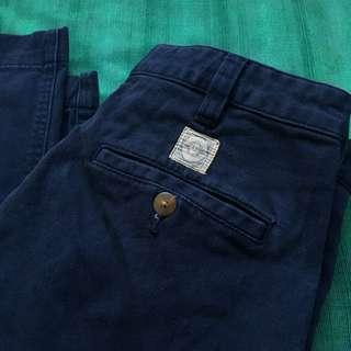 A&F Abercrombie & Fitch 古著棉質工作褲 30腰 休閒褲