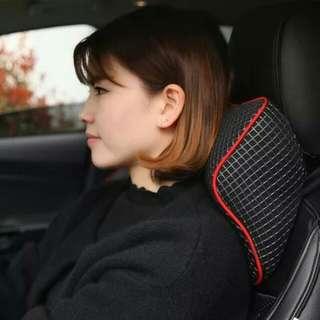 車用頸枕 護頸枕 四季頭枕 透氣 舒緩