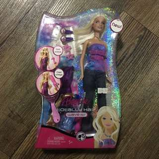Barbie Totally Hair Wave It!