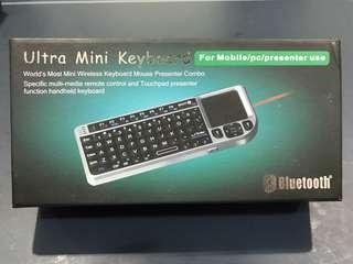 Ultra Mini Bluetooth Keyboard