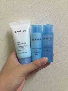 Laneige Essential Trial Kit