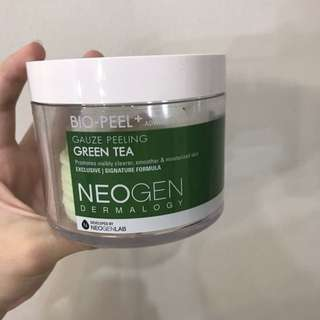NEOGEN bio-peel gauze greentea
