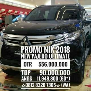 NEW MITSUBISHI PAJERO ULTIMATE 4X2 PROMO