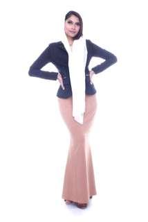Skirt Patra (Beige)