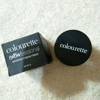 Colourette Waterproof Eyebrow Pomade