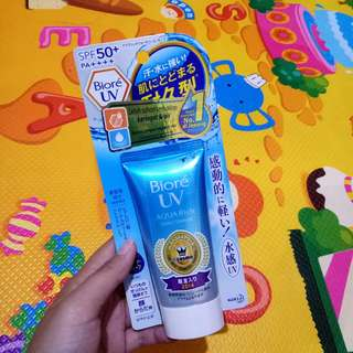 Biore Uv Aqua Rich Spf 50+
