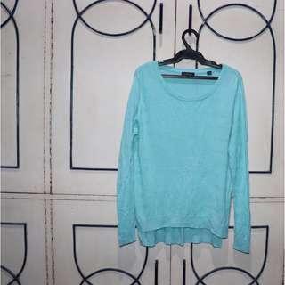 Mint Green/Blue Longsleeve