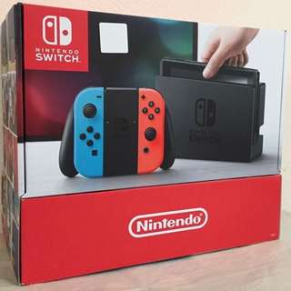 Want to Buy: Nintendo Switch