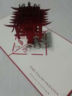 3D Pop-up Card