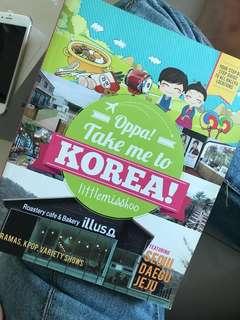 Little miss hop take me to Korea guidebook