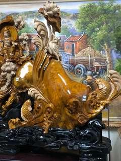木雕 雕刻藝品 擺飾