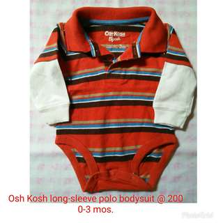 OshKosh Polo Longsleeve