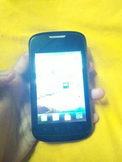 Taiwan mobile amazing a3 (back up phone)