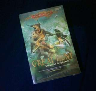 The Wheel of Time 02 – The Great Hunt