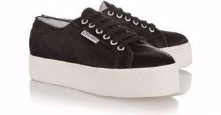 100% AUTHENTIC Superga Flatform