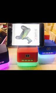 New Bluetooth speaker with stand/ 7 lights