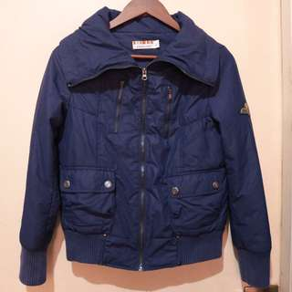 Puffed Winter Jacket