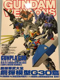 Gundam Weapons: Gunpla G30
