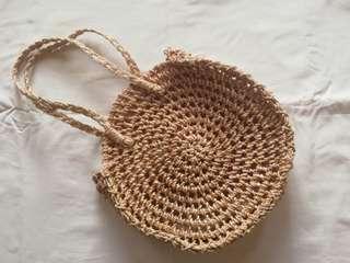 "13"" Abaca Beach Bags"