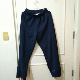 Nike tear-away pants