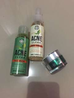 Paket acne dr. Zwaine