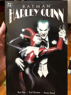 Batman Harley Quinn 1999 FIRST PRINTING