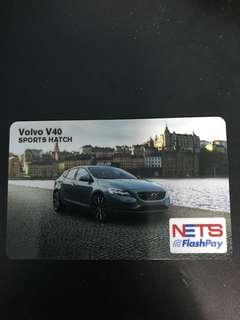 Cashcard Volvo