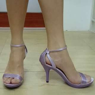REPRICED! Lavender Formal Shoes
