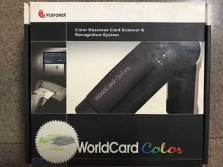 Worldcard color