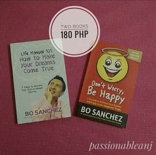 Two books for 180 php only