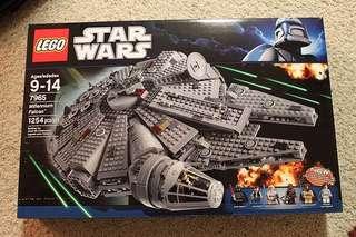 Lego Star Wars Millennium Falcon 7965