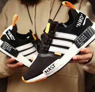 Adidas NMD NST off white premium original for man