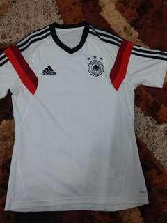 Authentic Adidas Deutscher Fussball-Bund Jersey