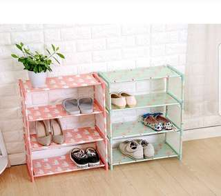 FREE POS Simple Shoe Rack