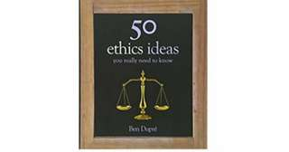 eBook - 50 Ethics Ideas You Really Need To Know by Ben Dupre