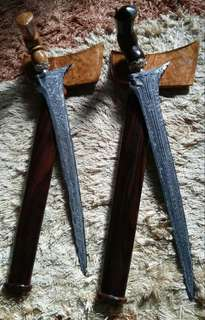 Keris Bugis. Buy 1 for $350. Buy 2 for $600.