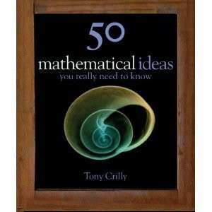eBook - 50 Mathematical Ideas You Really Need To Know by Tony Crilly