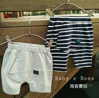 韓系質感舒適棉質褲褲