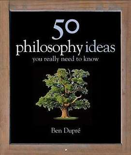 eBook - 50 Philosophy Ideas You Really Need To Know by Ben Dupre