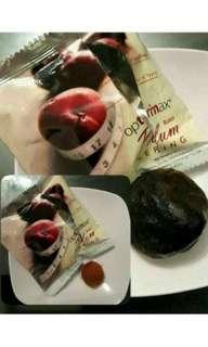 Optrimax buah plum kering (DIET) Import Taiwan