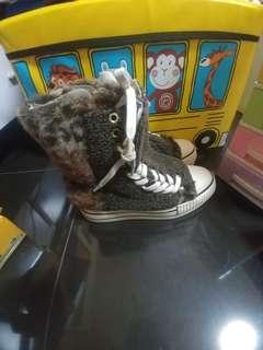 女裝毛毛鞋