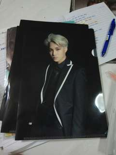 EXO Kai Official The Lost Planet File