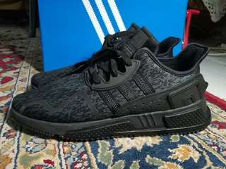 Adidas EQT ADV cushions triple black