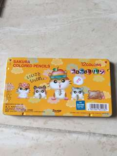 Sanrio CK鼠 日版 木顏色