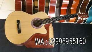 Gitar Akustik Fender Pemula-Murah