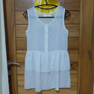 LM hardware mini dress