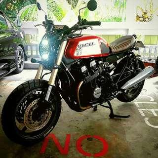 Honda CB750Tracker