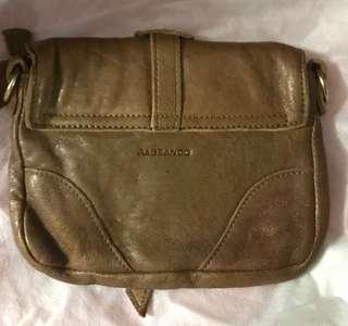 Rabeanco leather waist bag