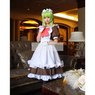 Vocaloid Gumi Bad End Night Maid Cosplay