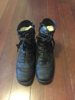 Waterproof Winter Boots - size 7